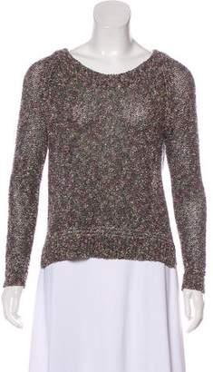 Rag & Bone Long Sleeve Bouclé Sweater