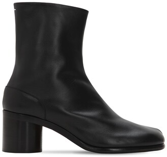 Maison Margiela 60mm Tabi Leather Boots