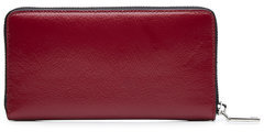 Marc Jacobs Marc Jacobs Leather Wingman Continental Wallet