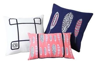 VCNY Dreamcatcher Clairebella 3 Piece Pillow Set VCNY