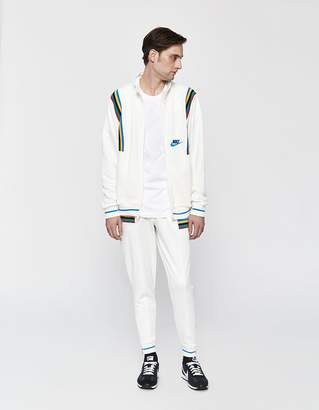 Nike Track Jersey Jacket in Sail