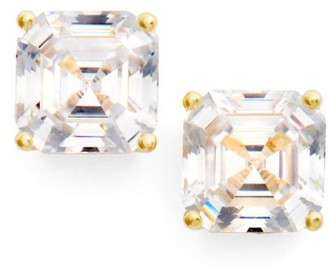 Women's Nordstrom Cubic Zirconia Stud Earrings $52 thestylecure.com