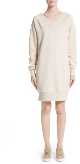 Women's Burberry Taro Sweatshirt Dress