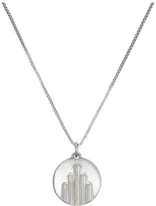 Miansai Deco Pendant Necklace