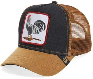 Goorin Bros. Brothers Long Crower Trucker Hat