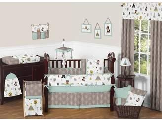 JoJo Designs Sweet Outdoor Adventure 9 Piece Crib Bedding Set