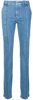 Stella McCartney centre seam jeans