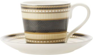 Maxwell & Williams Toledo Conical Demi Cup & Saucer