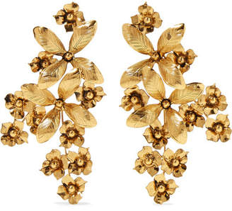 Jennifer Behr Gold-tone Earrings