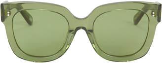 clear Chimi #008 Kiwi Sunglasses