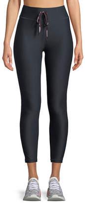 The Upside Compression Drawstring Midi Pants