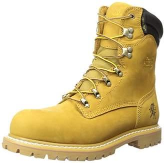 "Chippewa Men's 8"" Waterproof Steel Toe 55065 Lace Up Boot"