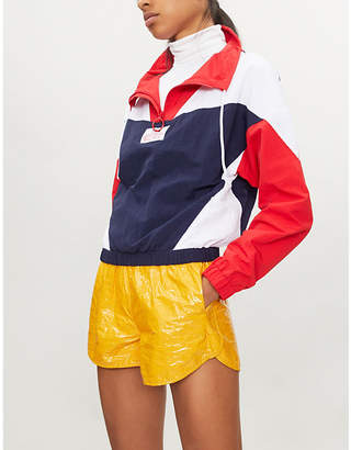 Fila Tessa funnel-neck shell jacket