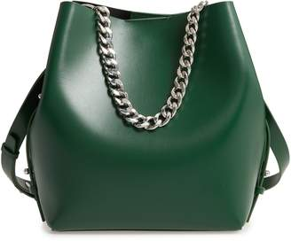 Rebecca Minkoff Medium Kate Convertible Leather Bucket Bag