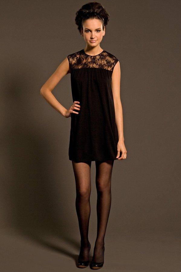 Jenni Kayne Lace Tent Dress