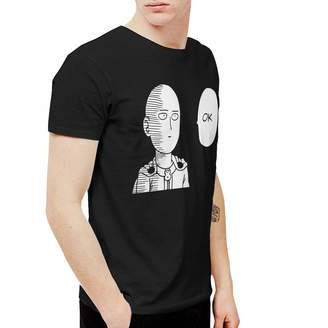 2bf4ca0765c 3.1 Phillip Lim Gzhihine WSKTS Men One Punch Man - Saitama OK Fashion Walk  T Shirts
