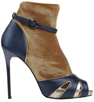 836364c386fab Gold Buckle Ankle Boots - ShopStyle UK