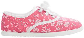 Jacadi Acacia Floral Low-Top Sneaker