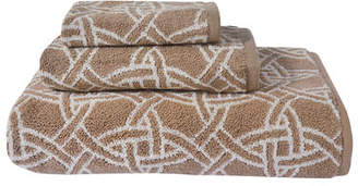 Natori Dynasty Medallion Jacquard Bath Towel