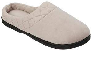 Dearfoams Womens Memory Foam Clog Slippers