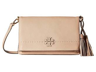 Tory Burch McGraw Fold-Over Crossbody
