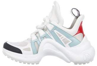 62648aff560d Louis Vuitton Women s Sneakers - ShopStyle