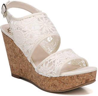 Fergalicious Krazy Wedge Sandal - Women's