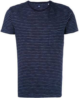 Edwin pocket stripe T-shirt
