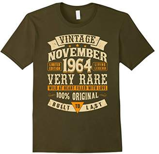 Legends Vintage Made In November 1964 53rd Birthday Gift 53