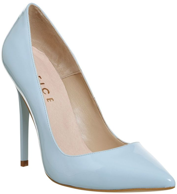 Light Blue Heels - ShopStyle Australia