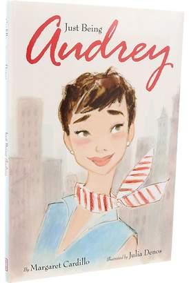 Harper Collins Just Being Audrey