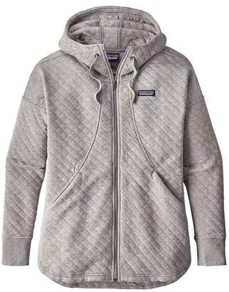 Patagonia Women's Cotton Quilt Hoody