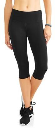 Athletic Works Women's Active Core Cotton Capri Legging