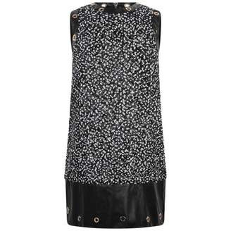 Relish RelishGirls Black & White Sequin Dress