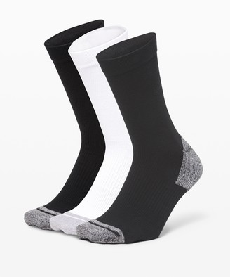 Lululemon Intent Crew Sock *3 Pack