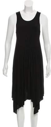 Yigal Azrouel Cut25 by Sleeveless Midi Dress