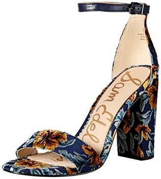 Sam Edelman Women's Yaro Heeled Sandal M US