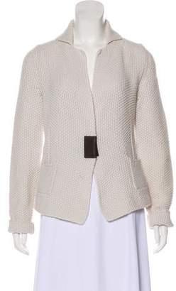 Fabiana Filippi Heavy Virgin Wool Cardigan