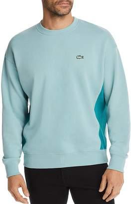 Lacoste L!VE Color-Block Sweatshirt