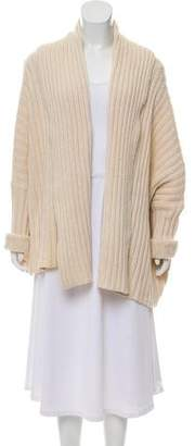 The Row Draped Open Front Cardigan
