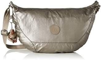 Kipling Womens Shoulder Bag Gold Size: UK