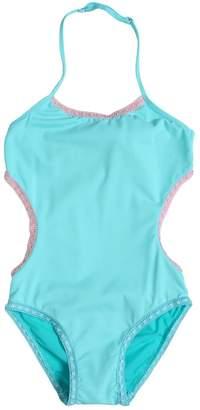 La Perla Lycra & Lace One Piece Swimsuit