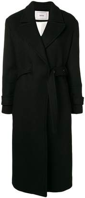 Mauro Grifoni double-breasted belted coat
