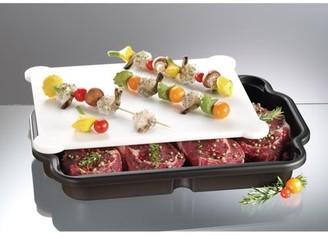 Prodyne Prep & Slice Cutting Board/Utility Tray Combo