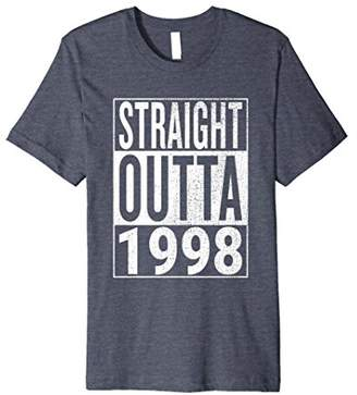 IDEA Straight Outta 1998 | Great 20th Birthday Gift t-shirt