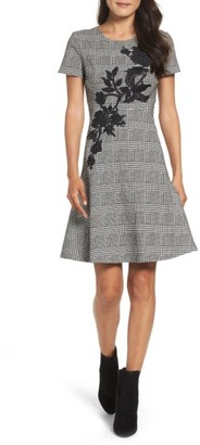 Women's Betsey Johnson Fit & Flare Dress $158 thestylecure.com