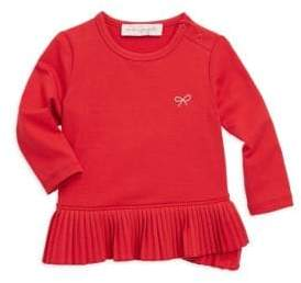 Lili Gaufrette Baby Girl's & Little Girl's Peplum Top