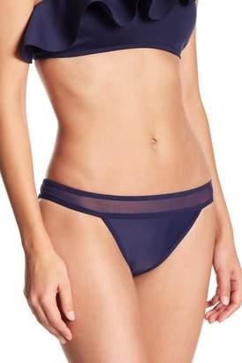Ted Baker Mesh Inset Bikini Bottoms