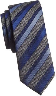 Sondergaard Striped Herringbone Tie