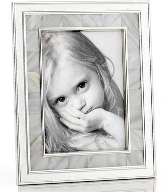"Mother of Pearl Martha Stewart Collection 5"" x 7"" Frame"